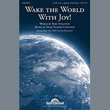 Download Vicki Tucker Courtney Wake The World With Joy! sheet music and printable PDF music notes