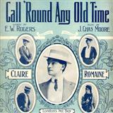 Download Victoria Monks Call Round Any Old Time sheet music and printable PDF music notes