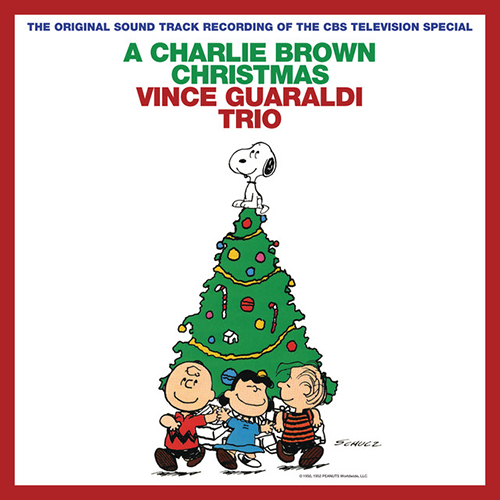 Christmas Time Is Here sheet music
