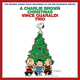 Download Vince Guaraldi Christmas Time Is Here sheet music and printable PDF music notes