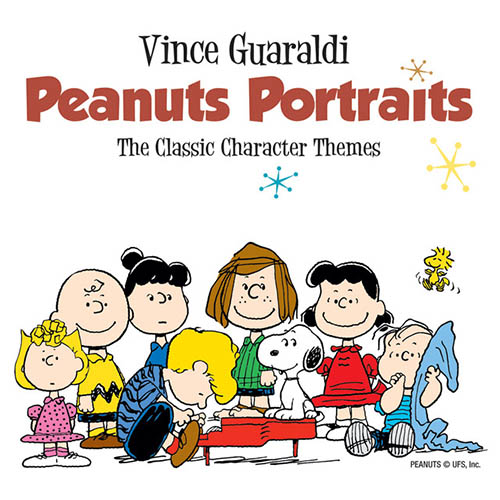 Vince Guaraldi, Frieda (With The Naturally Curly Hair), Piano