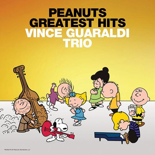 Vince Guaraldi, Thanksgiving Theme, Piano