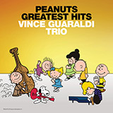Download Vince Guaraldi Thanksgiving Theme sheet music and printable PDF music notes