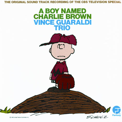Vince Guaraldi, The Pebble Beach Theme, Piano