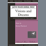Download Richard Burchard 'Visions And Dreams' printable sheet music notes, Sacred chords, tabs PDF and learn this TTBB Choir song in minutes