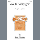 Download Traditional Vive La Compagnie (arr. Audrey Snyder) sheet music and printable PDF music notes
