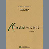 Download Robert Longfield 'Vortex - Baritone T.C.' printable sheet music notes, Classical chords, tabs PDF and learn this Concert Band song in minutes