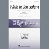 Download Rollo Dilworth 'Walk In Jerusalem' printable sheet music notes, Concert chords, tabs PDF and learn this TTBB song in minutes