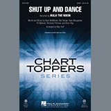 Download Walk The Moon Shut Up and Dance (arr. Mac Huff) - Bass sheet music and printable PDF music notes