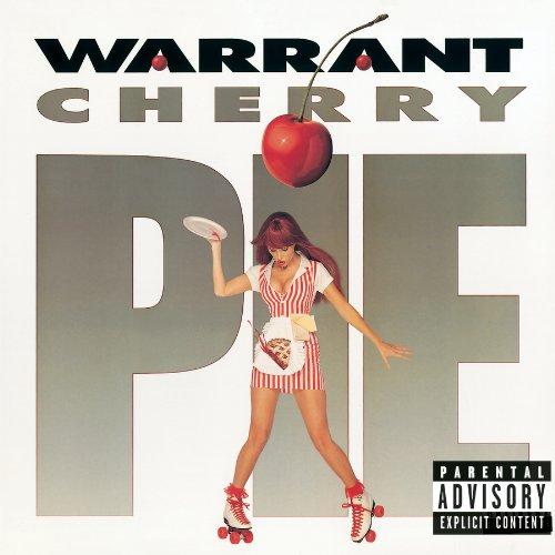 Warrant, Cherry Pie, Guitar Tab Play-Along