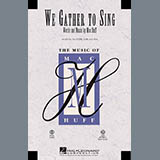 Download Mac Huff We Gather To Sing - Synthesizer sheet music and printable PDF music notes