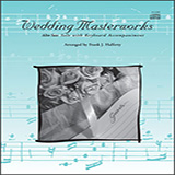 Download Halferty 'Wedding Masterworks - Alto Sax - Alto Sax' printable sheet music notes, Classical chords, tabs PDF and learn this Woodwind Solo song in minutes