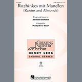 Download Wendy Bross Stuart Rozhinkes Mit Mandlen (Raisins And Almonds) sheet music and printable PDF music notes