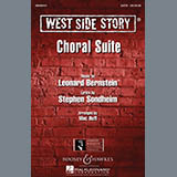 Download Mac Huff 'West Side Story - Guitar' printable sheet music notes, Musical/Show chords, tabs PDF and learn this Choral Instrumental Pak song in minutes