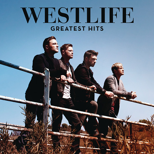 Westlife, Queen Of My Heart, Piano, Vocal & Guitar
