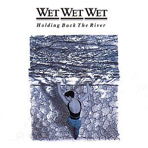 Wet Wet Wet, Hold Back The River, Piano, Vocal & Guitar (Right-Hand Melody)
