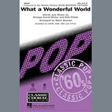 Download Mark Brymer What A Wonderful World - Synthesizer sheet music and printable PDF music notes