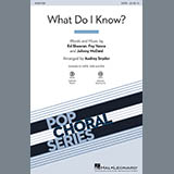 Download Ed Sheeran What Do I Know? (arr. Audrey Snyder) - Bass sheet music and printable PDF music notes