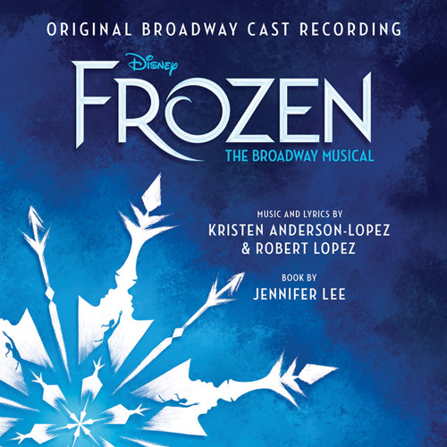 What Do You Know About Love? (from Frozen: the Broadway Musical) sheet music