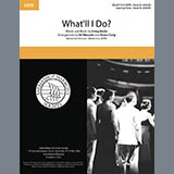 Download Platinum What'll I Do? (arr. Ed Waesche and Renee Craig) sheet music and printable PDF music notes