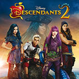 Download China Anne McClain, Dylan Playfair & Thomas Doherty 'What's My Name (from Disney's Descendants 2)' printable sheet music notes, Disney chords, tabs PDF and learn this Easy Piano song in minutes