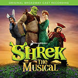 Download Brian d'Arcy James 'When Words Fail (from Shrek The Musical)' printable sheet music notes, Broadway chords, tabs PDF and learn this Vocal Pro + Piano/Guitar song in minutes
