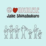 Download The Beatles 'While My Guitar Gently Weeps (arr. Jake Shimabukuro)' printable sheet music notes, Pop chords, tabs PDF and learn this UKETAB song in minutes