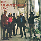 Download The Allman Brothers Band 'Whipping Post' printable sheet music notes, Rock chords, tabs PDF and learn this Piano, Vocal & Guitar (Right-Hand Melody) song in minutes