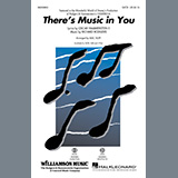 Download Whitney Houston There's Music In You (from Cinderella) (arr. Mac Huff) sheet music and printable PDF music notes