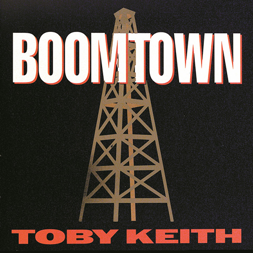 Toby Keith, Who's That Man, Piano, Vocal & Guitar (Right-Hand Melody)
