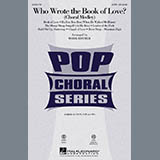 Download Mark Brymer Who Wrote The Book Of Love? (Choral Medley) - Guitar sheet music and printable PDF music notes