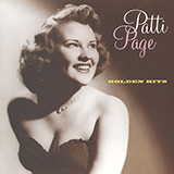 Download Patti Page 'Why Don't You Believe Me' printable sheet music notes, Standards chords, tabs PDF and learn this Easy Piano song in minutes