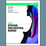 Download Wieloszynski Troika (from Lt. Kije) - Viola sheet music and printable PDF music notes