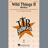 Download Roger Emerson 'Wild Things II (Medley)' printable sheet music notes, Light Concert chords, tabs PDF and learn this TBB song in minutes