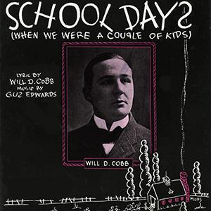 Will D. Cobb, School Days (When We Were A Couple Of Kids), Ukulele