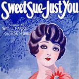 Download Will J. Harris Sweet Sue-Just You sheet music and printable PDF music notes