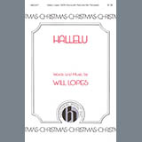 Download Will Lopes Hallelu sheet music and printable PDF music notes