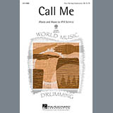 Download Will Schmid 'Call Me' printable sheet music notes, Concert chords, tabs PDF and learn this 4-Part song in minutes