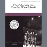 Download Willard Robison If There's Anybody Here (from Out Of Town) (arr. David Briner) sheet music and printable PDF music notes