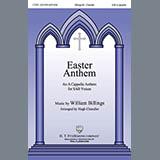 Download William Billings Easter Anthem (arr. Hugh Chandler) sheet music and printable PDF music notes