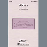 Download William Bolcom Alleluia sheet music and printable PDF music notes
