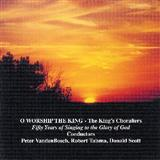 Download William Gardiner 'O Worship The King' printable sheet music notes, Hymn chords, tabs PDF and learn this Piano song in minutes
