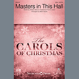 Download William Morris Masters In This Hall (arr. Mark Hayes) sheet music and printable PDF music notes