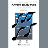 Download Willie Nelson Always On My Mind (arr. Ed Lojeski) sheet music and printable PDF music notes