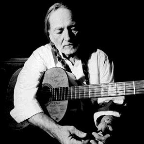 Willie Nelson, Harbor Lights, Piano, Vocal & Guitar (Right-Hand Melody)