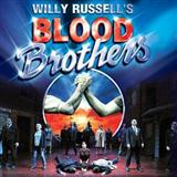 Download Willy Russell That Guy (from Blood Brothers) sheet music and printable PDF music notes