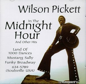 Wilson Pickett, In The Midnight Hour, Easy Piano