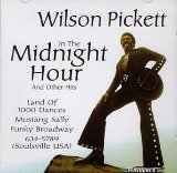 Download Wilson Pickett In The Midnight Hour sheet music and printable PDF music notes