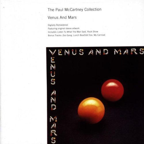 Wings, Venus And Mars, Piano, Vocal & Guitar (Right-Hand Melody)