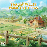 Download Eric Barone 'Winter (Nocturne Of Ice) (from Stardew Valley Piano Collections) (arr. Matthew Bridgham)' printable sheet music notes, Video Game chords, tabs PDF and learn this Piano Solo song in minutes